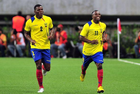 La selección ecuatoriana no fue al Mundial 2010 y tal vez su cotización...