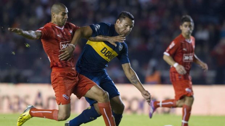 Los Xeneizes se mantienen en la punta del fútbol argentino.