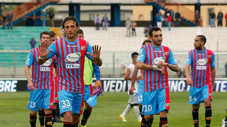 Futbolsitas del Catania habrían recibido pagos en amaño de partidos.