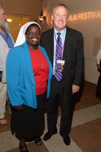 Sister Rosemary Nyirumbe es otra pionera que da esperanza a las mujeres...