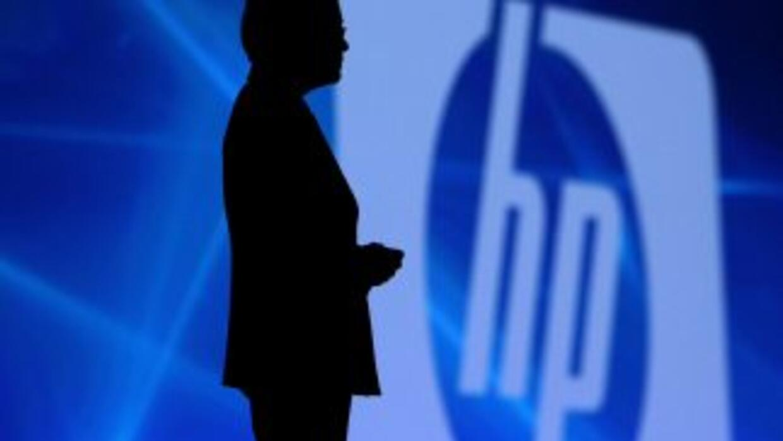 Hewlett-Packard anunció también que rebaja su pronóstico de beneficios p...