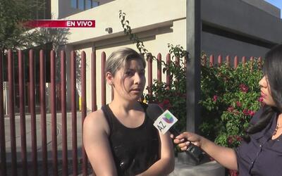 Familia desesperada por posible deportación de hombre