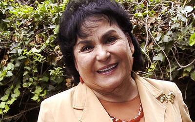 Carmen Salinas olvida el nombre del presidente de Estados Unidos pero sí...