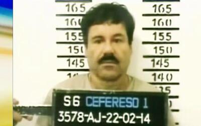 El Chapo Guzmán ahora es el 'Reo 3578'