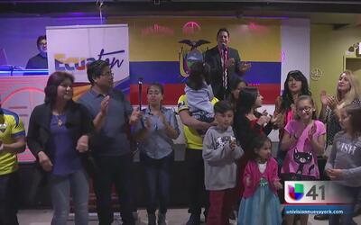 Con música y comida, el Ecuatón recauda dinero y víveres en NY y NJ