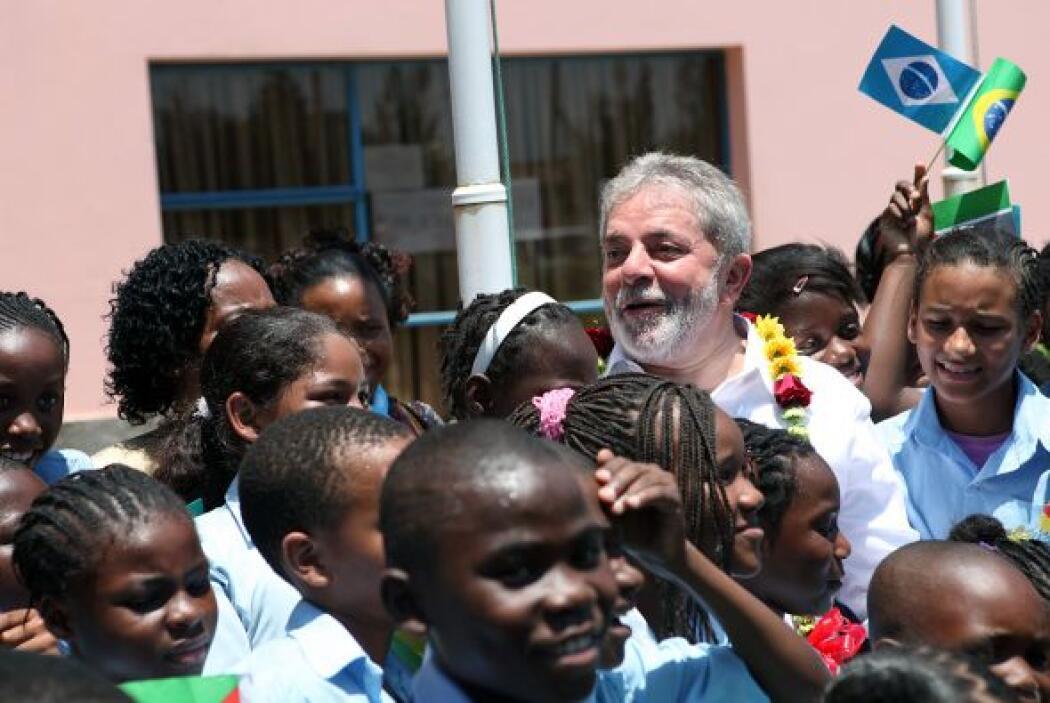Brasil financiará con unos $32 millones, durante ocho años este programa...