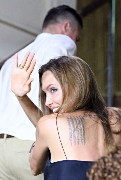 ¡Adiós, Angelina! Mira aquí los videos más ch...