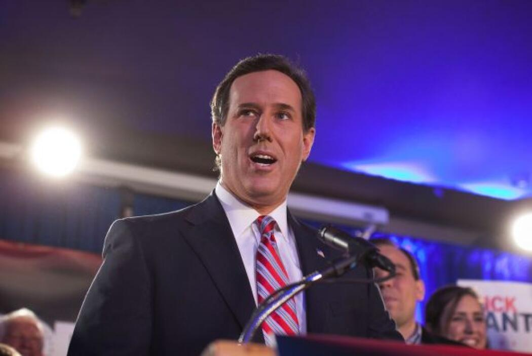 3 de enero. Arrancan las primarias del Partido Republicano. La oposición...