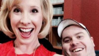 Alison Parker y Adam Ward, los dos periodistas asesinados en Virginia (F...