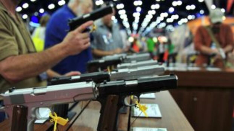 Convención de la NRA en Texas.