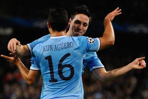 Los goles no paraban de caer y el Manchester City, aunque tardó,...