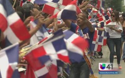 Vibra Manhattan con el desfile dominicano