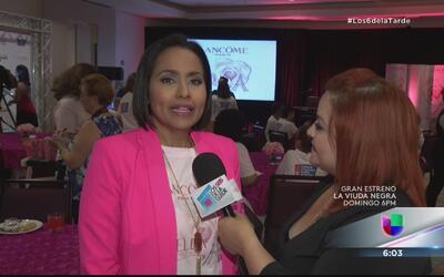 Keylla Hernández dice qué es lo más difícil de su proceso
