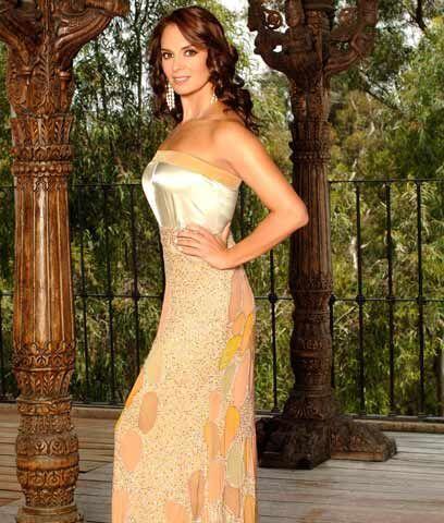 Lupita Jones: Aunque varias latinas han ganado la corona de Miss Univers...