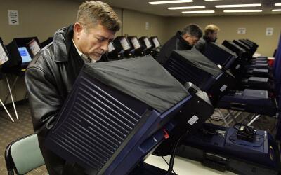 Tradicionalmente los centro de votación abren a partir del 24 de octubre.