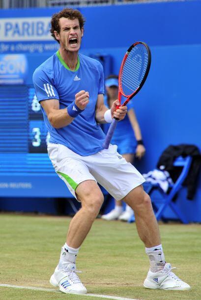 Andy Murray se coronó en el Queen's de Londres, torneo previo a Wimbledo...