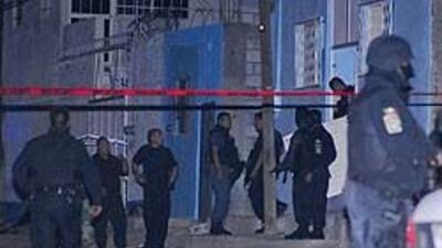 Pistoleros mataron a 19 en centro para drogadictos en México 046f225192a...