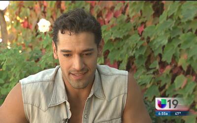 Raúl Coronado habla de su participación en 'Vino el Amor'