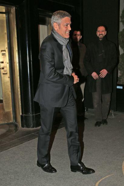 ¿Será que veremos a Clooney en el altar pronto?Mira aqu&ia...