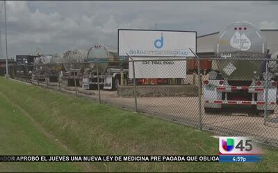 Trabajador es hospitalizado por quemaduras en una planta química