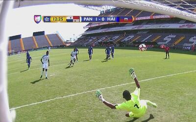Premundial Sub 20: Ricardo Ávila, de penal, marcó el 1-0 de Panamá sobre...