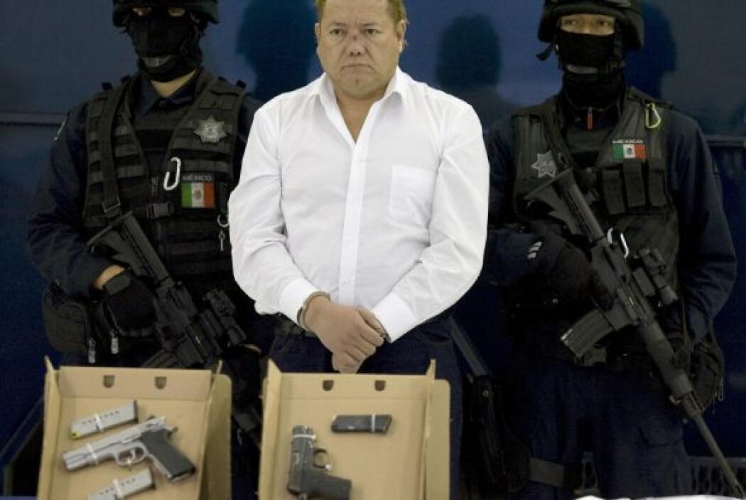 En el caso Cabañas, también estuvo implicado Francisco José Barreto, ali...