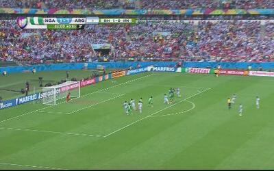 Argentina vence a Nigeria con 3 golazos