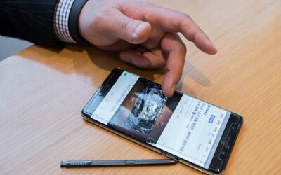 Samsung culpa a dos proveedores de baterías por las explosiones de los G...