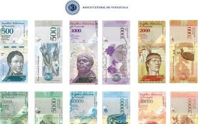 Los nuevos billetes entrarán en circulación el próx...