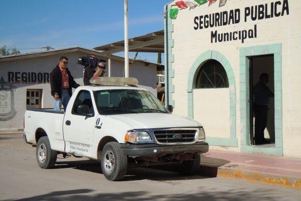El pueblo está ubicado en el estado de Chihuahua. México h...