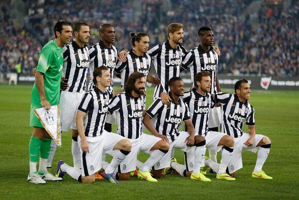 La Juventus de Turín (Italia) es un histórico de la compet...