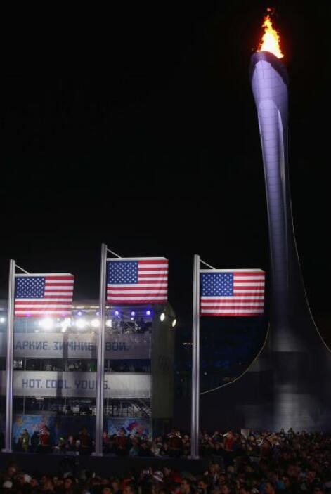 Tres estadounidenses coparon el podio masculino de una de las disciplina...