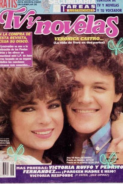 "En 1985 participó en ""Juana Iris"" donde trabajó..."