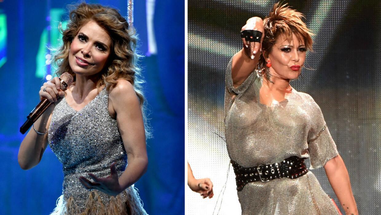 Guerra de divas: concierto Gloria Trevi vs. Alejandra Guzmán se presenta...