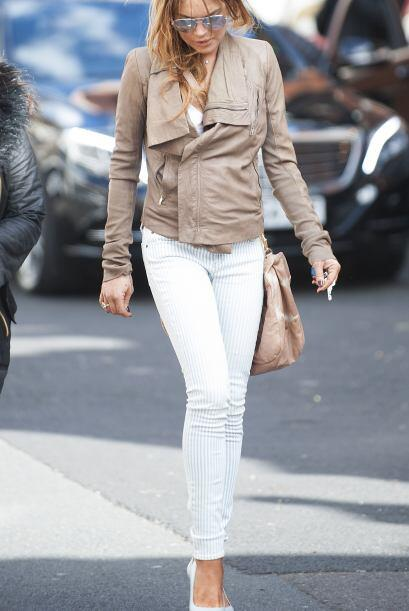 Esta semana Lindsay Lohan dio un cambio a su look y mejoró. Decidió port...