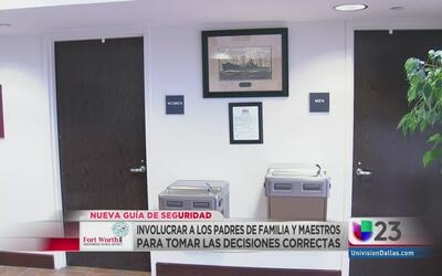 FWISD compartirá responsabilidad con padres de familia