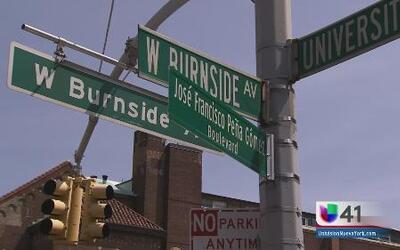 Nombran calle en honor a Francisco Peña Gómez