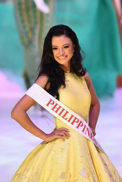 Miss Filipinas, Valerie Weigmann