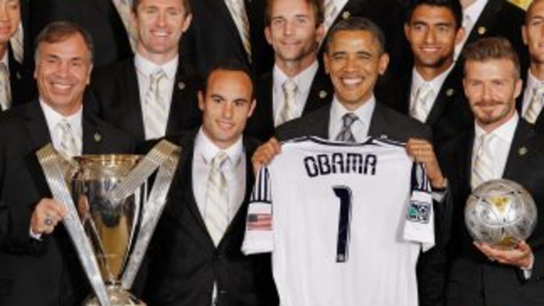 ElGalaxy repitirá su visita a la Casa Blanca para celebrar su nuevo cam...