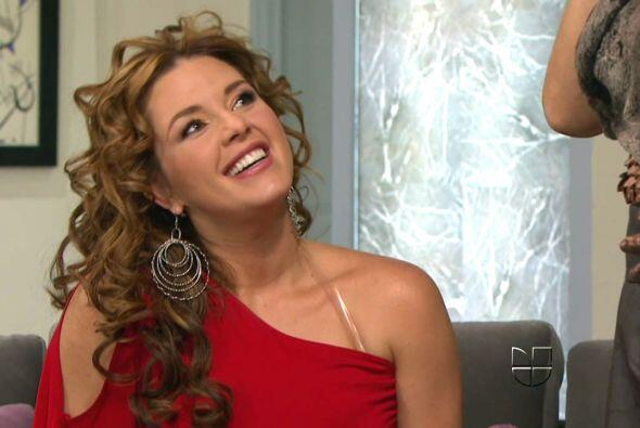 En esa misma telenovela tuvo un conflicto con Daniela Castro.
