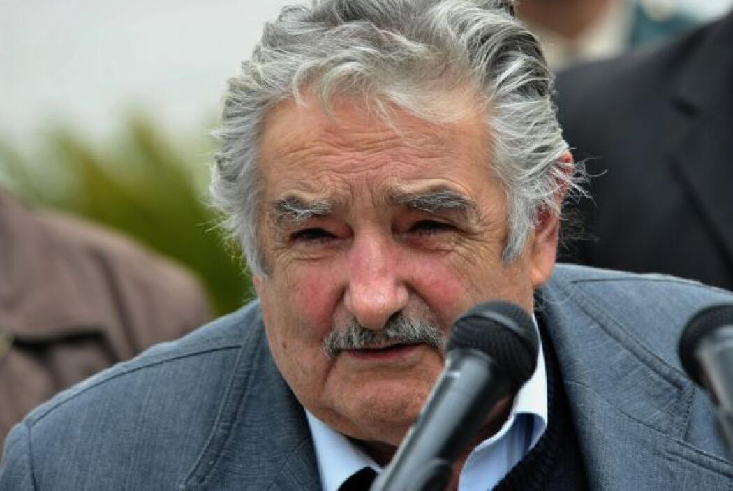 Estuvieron presentes, entre otros: José Mujica, el presidente de Uruguay.