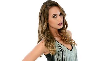 Odalys Ramírez, apasionada por los ritmos latinos