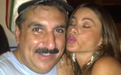 Fernando Fiore celebró su cumpleaños 52 junto a su amiga Sofía Vergara