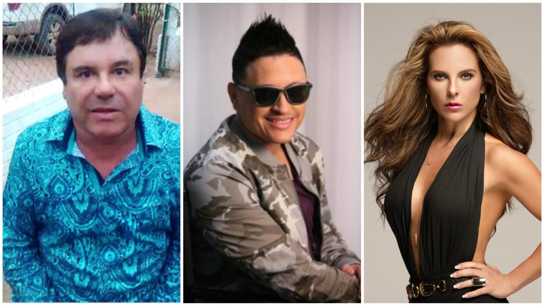 Elvis Crespo canció El Chapo y Kate del Castillo