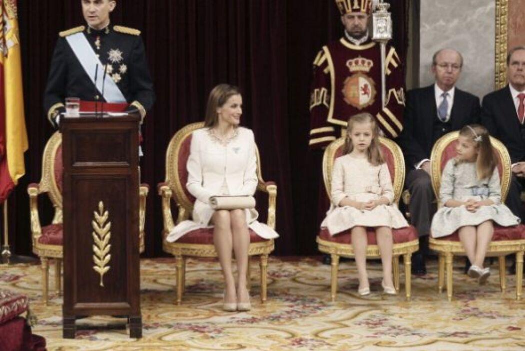 Hoy fue proclamado rey Felipe VI.