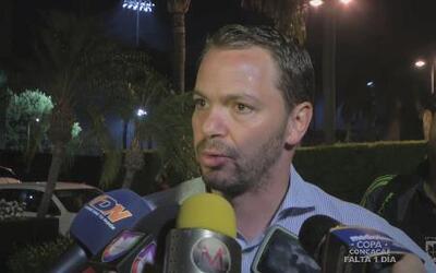 """Santiago Baños: """"Los jugadores han oído buenas cosas del profe Osorio"""""""