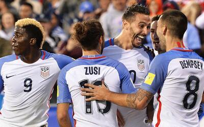 Estados Unidos 4-0 Guatemala: Estados Unidos se lo cobra al doble ante G...