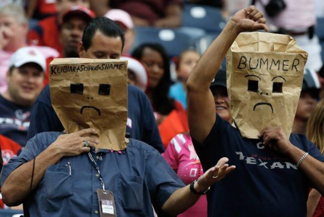 Esta es la cuarta derrota consecutiva para el equipo de Houston, que per...