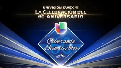 ¡Univision 41 celebra 60 años a lo grande!