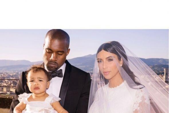 """Así que tras la boda, Kim y Kanye se pusieron a """"hacer la tarea"""" para bu..."""
